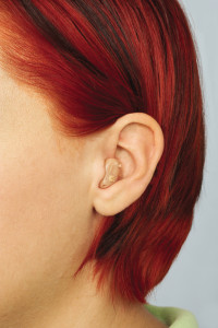 Hearing Aid_In Ear_HalfShell